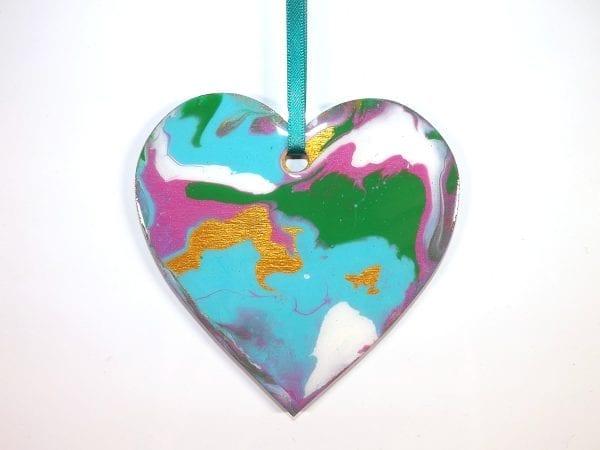 Aqua Spa Heart