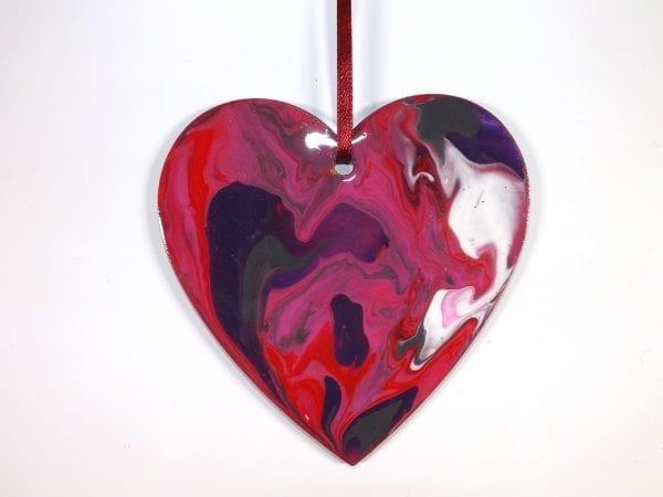 Bubblegum Heart